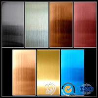 Hot Selling Colour Stainless Steel Plate