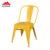 Wholesale modern dining chairs vintage aluminum  cafe chair
