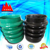 Rubber tamping bellow