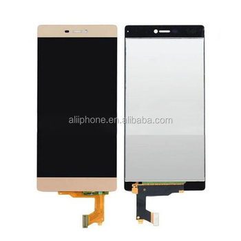 2018 hot selling Grade AAA mobile phone LCD display for Huawei P8 LCD touchpad