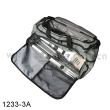 Outdoor 3-in-1 gas bbq grilling tool cooler bag