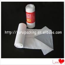 HDPE PLASTIC Can Liner Roll BAGS (Coreless).