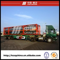 Custom 40ft 32000L ISO bitumen containers