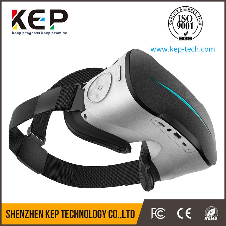 oem octa core all in one android 4.4 vr glasses virtual reality glasses top 10 best vr headsets in 2016 vr box