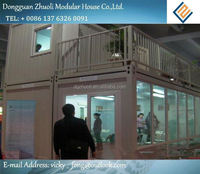 Modular prefab home kit price,low cost prefabricated low rise home