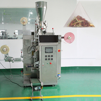 Small Triangle Tea Bag Packing Machine
