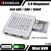 DONGJIA DJ-3504M low price 4 channel 5mp portable user manual for mini dvr