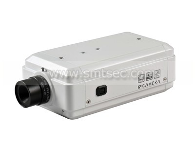 SIP-F19HDAP H265 5.0 Megapixels Box IP Camera WITH WDR 3DNR ICR BLC Support ONVIF 2.4, audio,NVR storage, POE, RS485