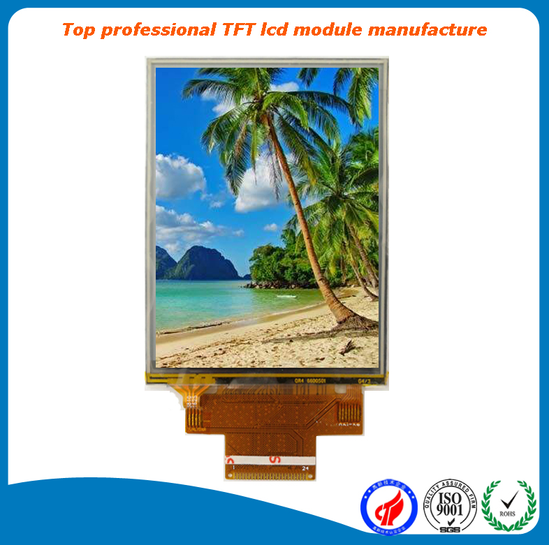 Capacitive 3.5 tft lcd display HVGA 320*480 tft lcd module