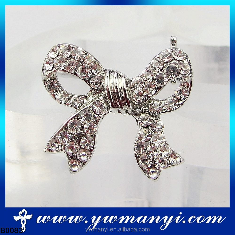 Wholesale Hot Selling dollar store items brand jewelry cheap brooches pins for Wedding accessories B0083