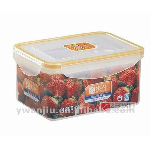 Supply fashion plastic lunch box small order