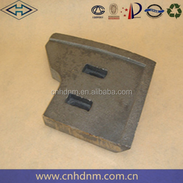 casting spares gearbox for concrete mixer china supplier