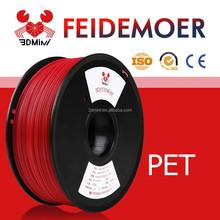 1.75mm/3.0mm Abs/pla/hips/pva/pc/nylon/tpe/tpu/asa/Pet/wood/petg 3d Printer Filament