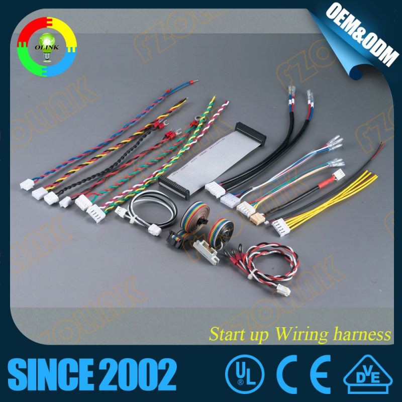 home appliance electronic Toy wire harness manufacturers