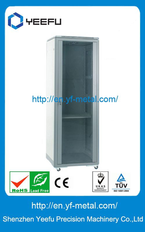 "19"" Ecomonical Network cabinet"