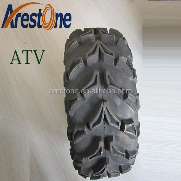 2015 reliable China ATV tyre supplier export new pattern ATV tyre