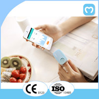 CE approved bluetooth pulse oximeter
