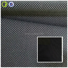 Hot selling stripe jacquard dot woven stretch fabric for garments
