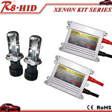 Best price reliable hid ballast H4 hi/lo AC 12V 35W/55W H4 bi-xenon lamp t4 xenon bulbs