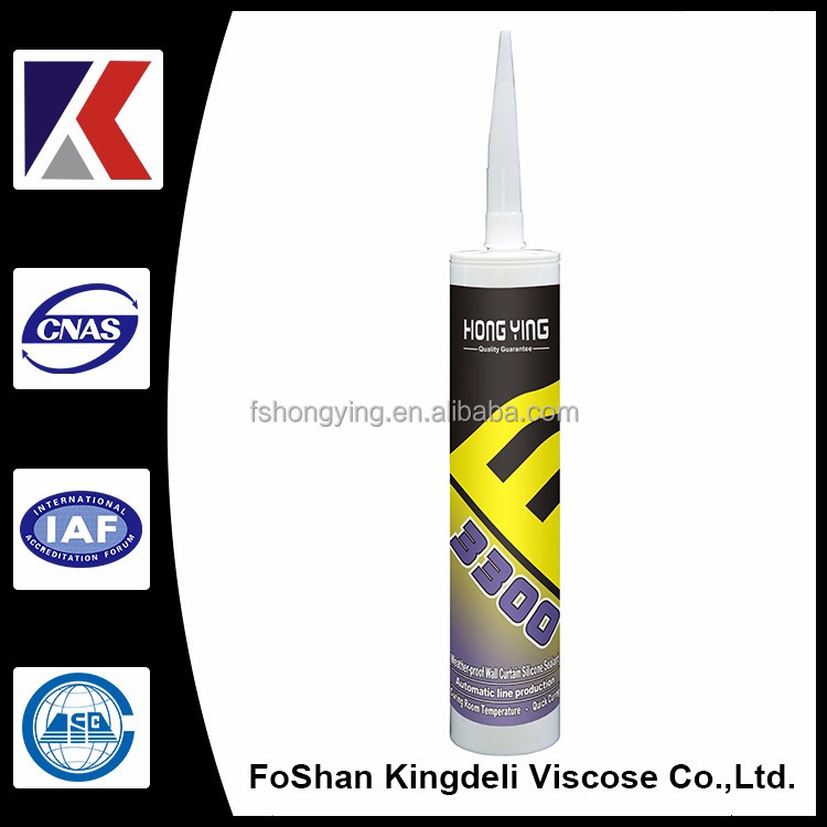 Aging resistance Neutral Silicone Sealant for Roof and Curtain Wall