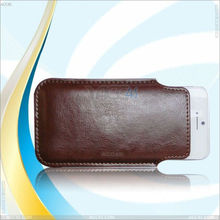 For iPhone 5/5S Brief Flip Business Style Leather Bag Case P-IPH5CASE102