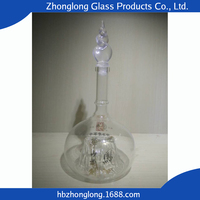 Top Quality Best Price Bourbon Whiskey Glass Bottle