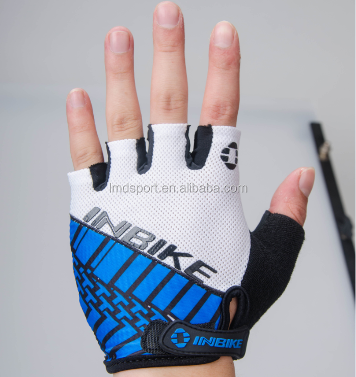 Cycling half finger gloves sports racing sports racing bike bicycle gloves
