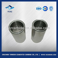 Polished or Blank Tungsten Carbide Pipe From China