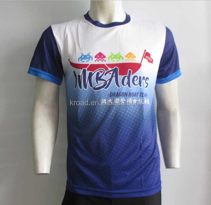 Specialized Dragon Boat Festival T-shirt, Sublimation Printing Tee Shirt