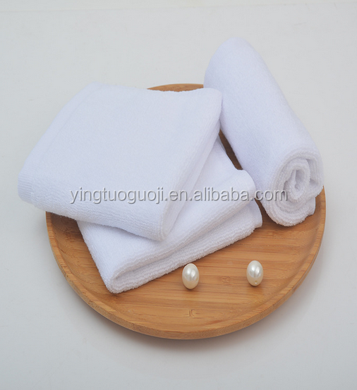 For Hotel & Salon 100% Cotton Face Towel