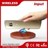 Hot selling compatible Portable Wireless Power Pad for iPhone for Sumsung