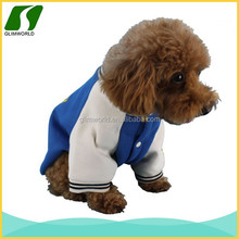 pet dog christmas clothes costume for dogs blue dog clothing