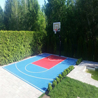 ZSFloor Exclusive top quality Eco-friendly Portable Sports Flooring
