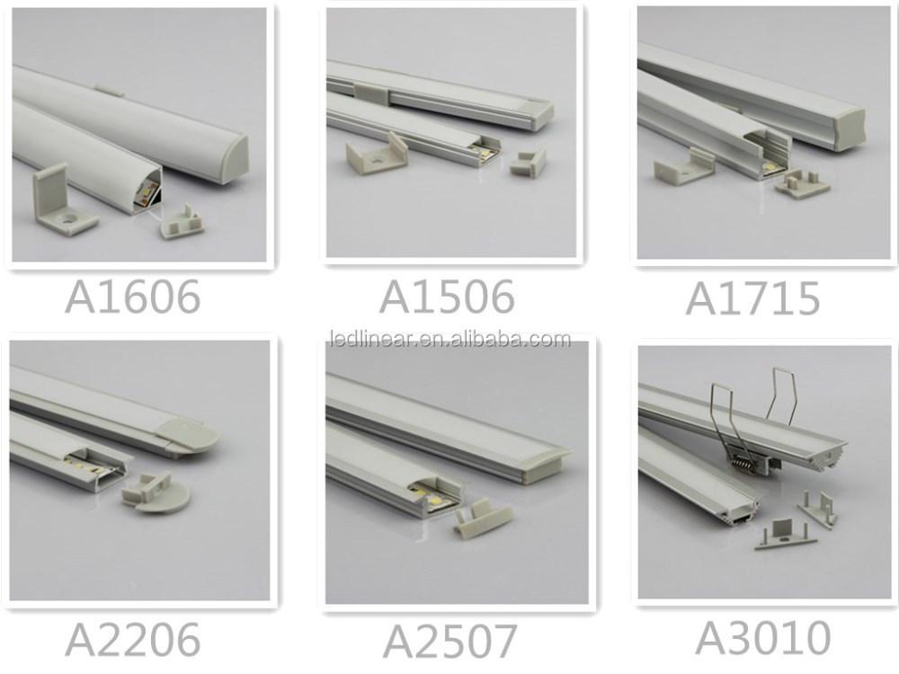 China Supplier Led Aluminum Profile For Led Light Bar For 6mm ...