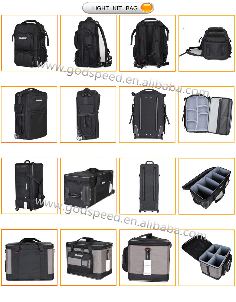 godspeed studio lighting kit bag for photography studio flash