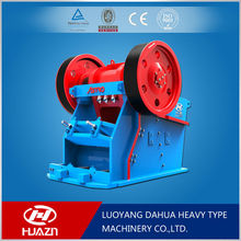 2015 HUAZN C-58 Rock Breaking Jaw Crusher Made by China