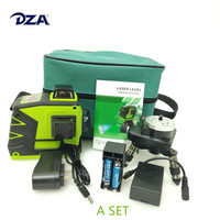 lithium tool 50m 505nm 3D/2D laser level
