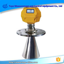 radar type dip tube level measurement