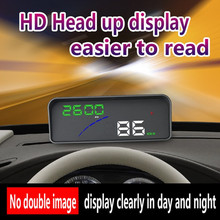Amazon HUD Head Up Display Car Electronic Factory New Product P9
