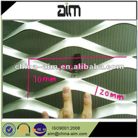 Hot sale cheap high quality light weight aluminum expanded metal(ISO and BV)