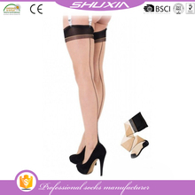 SX-90770 ladies in seamed stockings