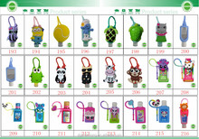 2014 pocketbac 3d animal holder glow in the dark
