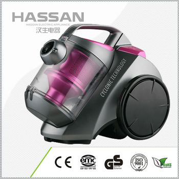 ERP 1400W cyclonic HS-305 bagless vacuum cleaner