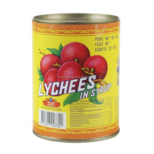 crystal clear canned litches rich in nutrition and refrigerated food best