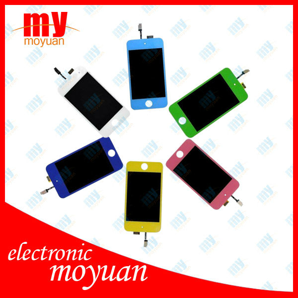 Wholesale Mobile phone accessories for ipod touch 4 repair parts