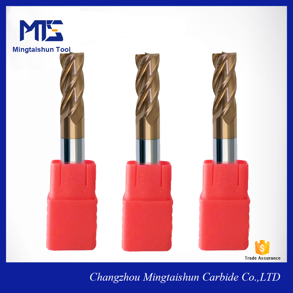 cnc chamfer end mill tool