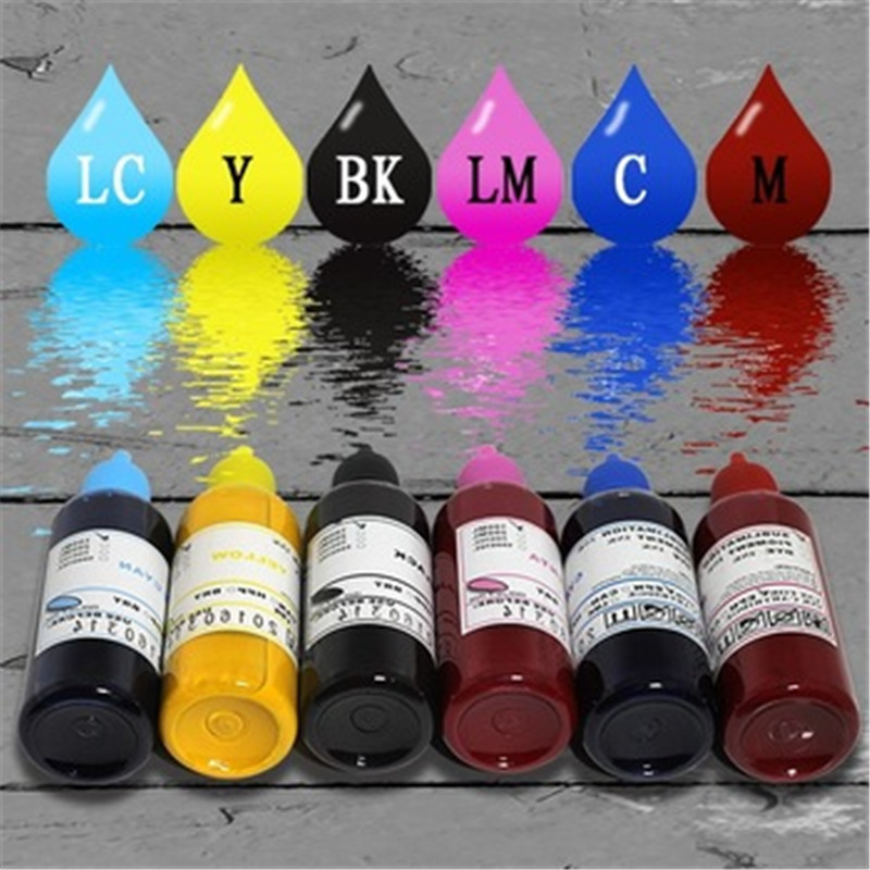 Wholesale Premium 100ml Water Base Dye Ink For Epson/Canon/Brother ...