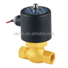 "1/2"" Inch Brass Hot Water Steam High Pressure Electric Solenoid Valve NC DC12V,DC24V,AC110V or AC220V"
