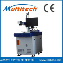 10w / 20W Jewelry/ring/pipe/hardware/plastic nonmetal and Metal fiber laser marking machine