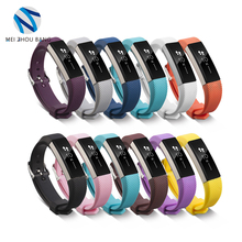 Intelligent Table button wacth strap suitable for smart fitbit alta